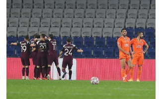 Medipol Başakşehir - Paris Saint-Germain: 0-2